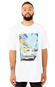 Holiday In Havana T-Shirt - White