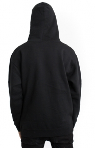 Diamond Supply Clothing, Rapture Pullover Hoodie - Black