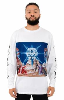 Savior L/S Shirt - White