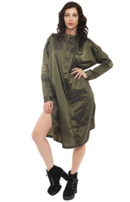 Diamond Supply Womens Clothing, Radiant Trench Coat
