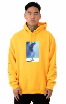 Michael Jackson Pullover Hoodie - Gold
