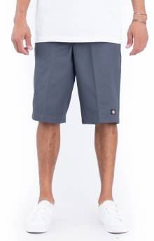 13 in. Loose Fit Multi-Use Pocket Work Short - Charcoal