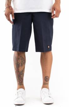 13 in. Loose Fit Multi-Use Pocket Work Short - Navy