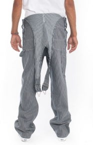 Dickies Clothing, Hickory Stripe Bib Overall