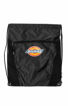 Logo Cinch Sack - Black