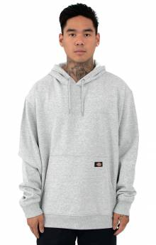 Midweight Pullover Hoodie - Heather Grey