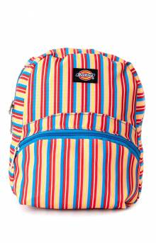 Mini Backpack - Multi Stripe