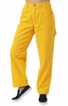 Carpenter Relaxed Fit Pant - Gold