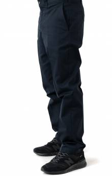 (WP894DN) '67 Slim Fit Straight Leg Work Pants - Dark Navy
