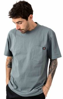 (WS450CT) S/S Heavyweight T-Shirt - Cement