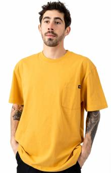 (WS450ID) S/S Heavyweight T-Shirt - Dijon
