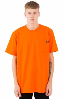 (WS450OR) Short Sleeve Heavyweight T-Shirt - Orange