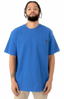 (WS450RB) S/S Heavyweight T-Shirt - Royal Blue