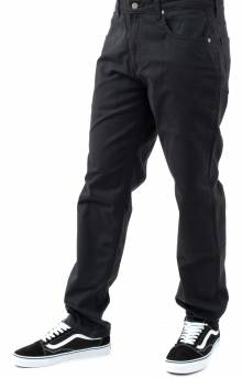 (XD824RBK) X-Series Slim Fit Tapered Leg 5-Pocket Pants - Rinsed Black