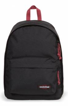 Out Of Office Backpack - Black/Red
