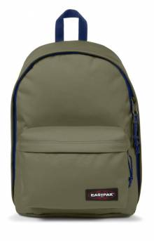 Out Of Office Backpack - Khaki/Blue
