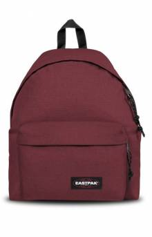 Padded Pak'r Backpack - Crafty Wine