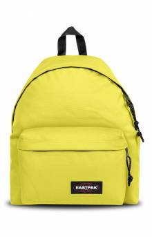 Padded Pak'r Backpack - Young Yellow