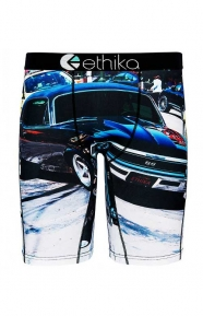 Ethika Clothing, Black SS Briefs