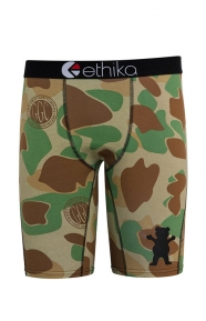 Ethika x Grizzly Clothing, The Staple Briefs - Grizzly Camo