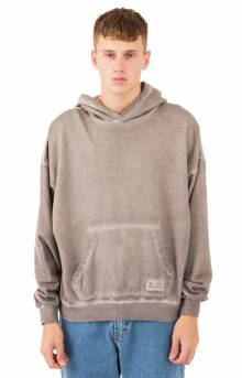 Arty Pullover Hoodie - Grey