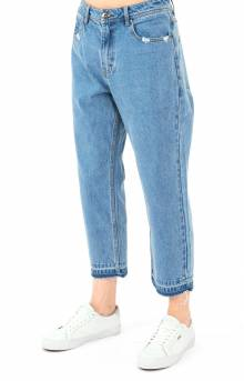 Fairplay, Celo Cropped Pant - Indigo