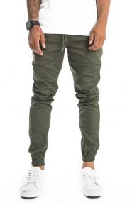 Runner Joggers - Olive