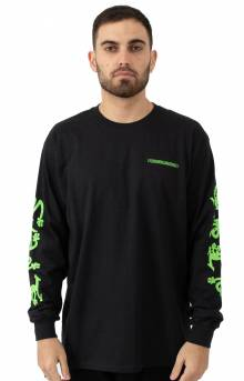 Artifact L/S Shirt - Black