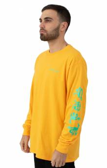 Artifact L/S Shirt - Yellow