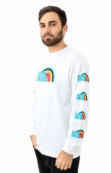Hell L/S Shirt - White