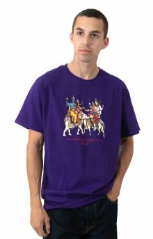 Holy Mountain T-Shirt - Purple