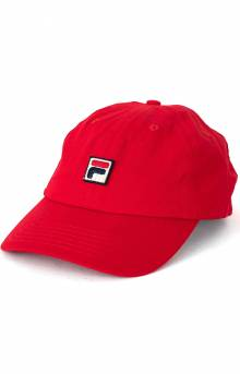 Adjustable Cap - Chinese Red