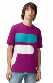 Alvan T-Shirt - Purple