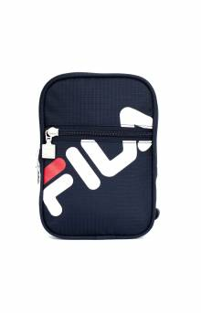 Nylon Camera Bag - Navy