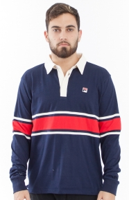 Peter Rugby - Navy/Red
