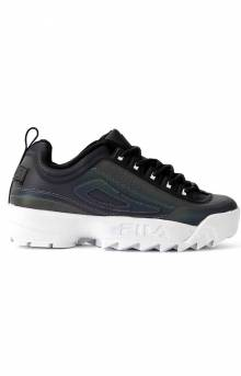 Phase Shift Disruptor II Shoes - Black/White