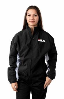 Rupta Windjacket - Black/White