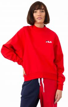 Summer Sweatshirt - Red