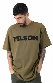 S/S Outfitter Graphic T-Shirt - Olive Drab
