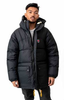 Expedition Down Jacket - Black