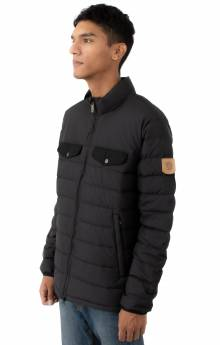 Greenland Down Liner Jacket - Black