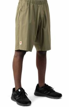 High Coast Relaxed Shorts - Green