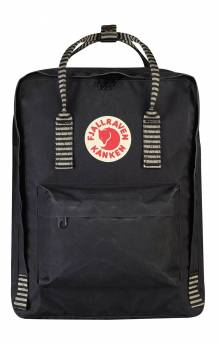 Kanken Backpack - Black Striped