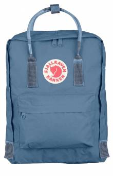 Kanken Backpack - Blue Ridge/Random Blocked