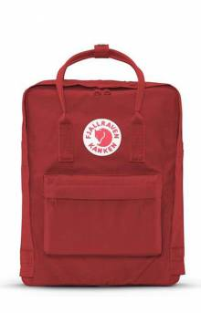 Kanken Backpack - Deep Red