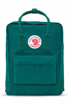 Kanken Backpack - Ocean Green