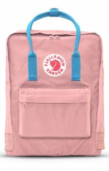 Kanken Backpack - Pink/Air Blue