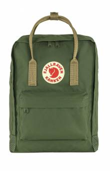 Kanken Backpack - Spruce Green/Clay