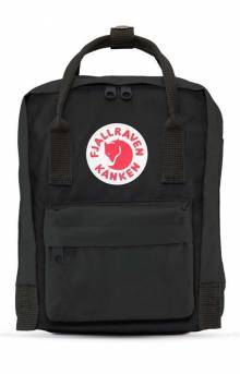 Kanken Mini Backpack - Black