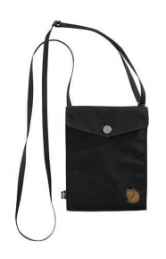 Pocket Shoulder Bag - Black